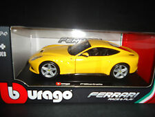 Bburago Ferrari F12 Berlinetta Yellow 1/24