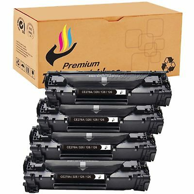 High Yield CE278A 278A Toner Cartridges For HP LaserJet P1606 M1536 M1536DN LOT