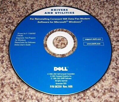 Drivers And Utilities Reinstalling Conexant 56k Data Fax Modem Windows Software Ebay