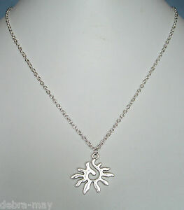 constellation grande pic capricorn necklace in statelight silver celestial products
