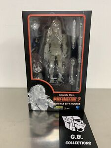 Hiya-Toys-Predator-2-Invisible-City-Hunter-1-18-Scale-Action-Figure-New-Sealed