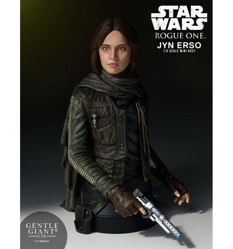 Star Wars Rogue One buste 1 1 1 6 Jyn Erso (Seal Commander) 16 cm 428412