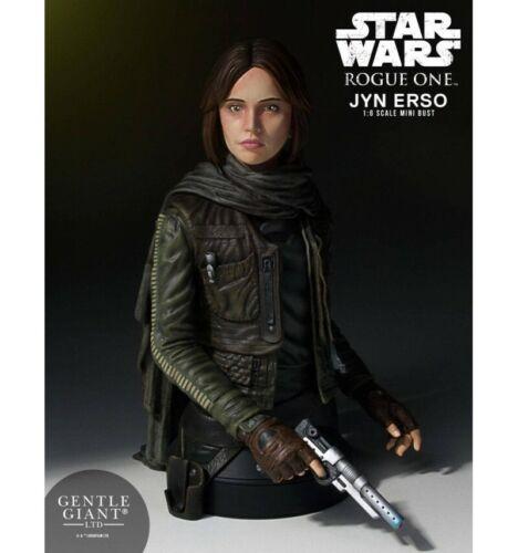 Star Wars Rogue One buste 1//6 Jyn Erso Seal Commander 16 cm