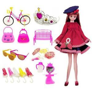 55-Pcs-Princesse-Poupee-Accessoire-Enfants-Jouets-Pour-Outils-De-Poupee-Barbie