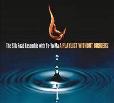 Silk Road Ensemble; Ma, Yo-Yo-Playlist Without Borders (Delu CD NEW