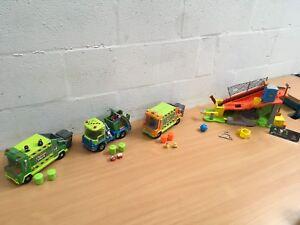 Trash-Pack-Paquete-Coleccion-Conjunto-de-Juego-volcado-de-Drenaje-Basura-Camion-que-tu-elijas