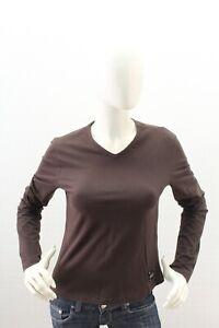 Maglia-JUST-CAVALLI-Donna-Maglietta-T-shirt-Taglia-Size-L