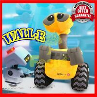 "Disney Pixar Thinkway WALL-E Yellow Robot Rover Plush Toy Doll 13"" Hight Quality"