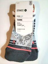 STANCE Feel 360 Training Squad Goals Crew Socks Women/'s sz 8-10.5 M Medium