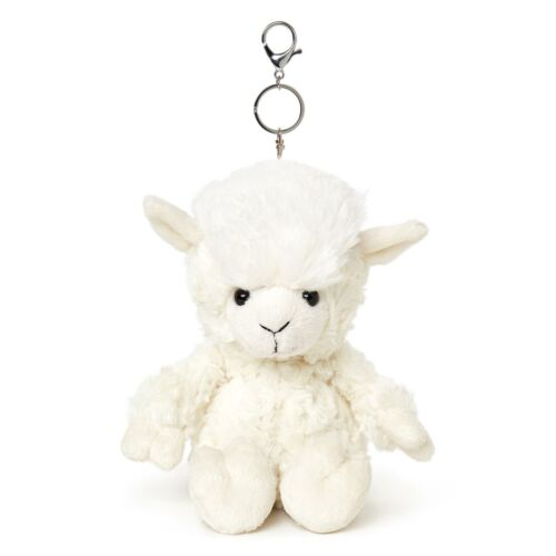 All Creatures Arthur the Alpaca Keyring