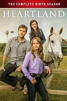 Heartland Season 9 (region 1, North America Dvd Boxed Set, 5-discs)