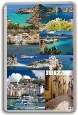 Spain Fridge Magnet 01 Ibiza