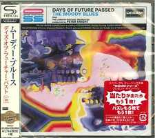 The Moody Blues Days of Future Passed Japan CD Uicy-25554 2016