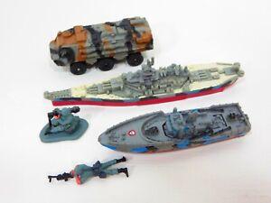 Micro-Machines-MILITARY-Terror-Troops-12-Black-Widow-Brigade-Skull-Army-Galoob