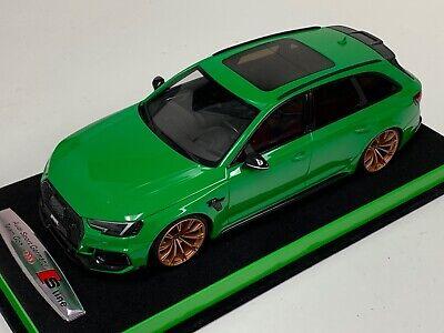 ABT Audi RS4 Vipergrün GT Spirit 1:18 GT798