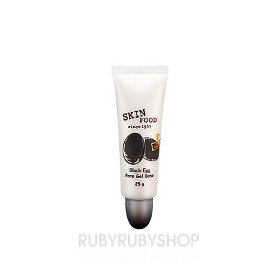 [SKINFOOD] Black Egg Pore Gel Base - 25g