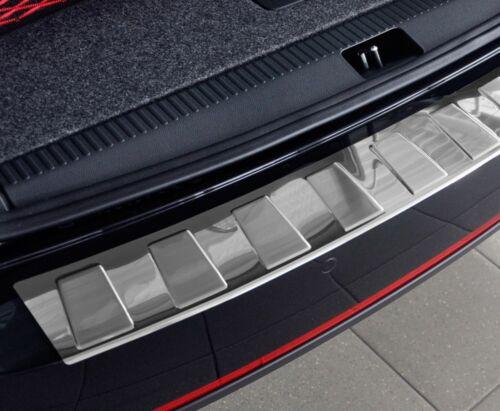 for CITROEN C3 II Facelift 2013-2016 Rear bumper protector TR Satin