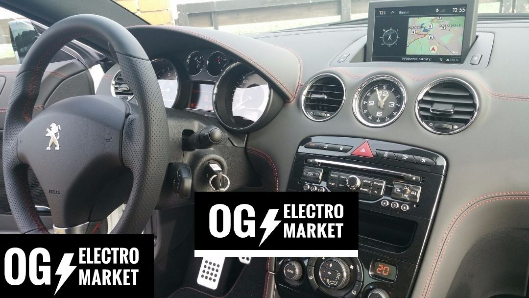 peugeot rcz gps navigation system set radio sat nav rneg wip nav my way 322450953436. Black Bedroom Furniture Sets. Home Design Ideas