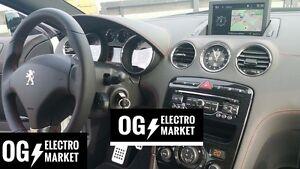 PEUGEOT-RCZ-GPS-NAVIGATION-SYSTEM-SET-RADIO-SAT-NAV-RNEG-WIP-NAV-MY-WAY