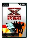 The X Factor Mp3 Maker - PC Cd-rom