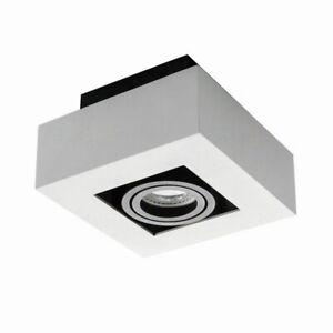 Écran Del Plafonnier Spotlight Downlight Unique Spot Inclinable Boxed-afficher Le Titre D'origine