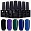 5-Bottles-set-7-5ml-Vernis-a-Ongles-UV-Gel-Polish-Nail-Art-Manucure-UR-SUGAR thumbnail 13