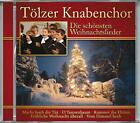 Die schönsten Weihnachtslieder-Tölzer Knabenchor von Tölzer Knabenchor (2014)
