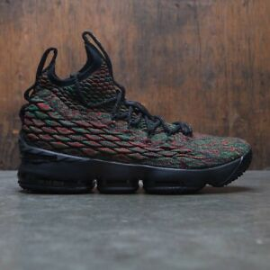 huge selection of 7afd0 4d18e Details about Nike LeBron 15 XV BHM LMTD Size 12. 897650-900