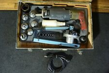 T Drill T35 Copper Pipe T Forming Tool And Notcher 60 65 50 110v