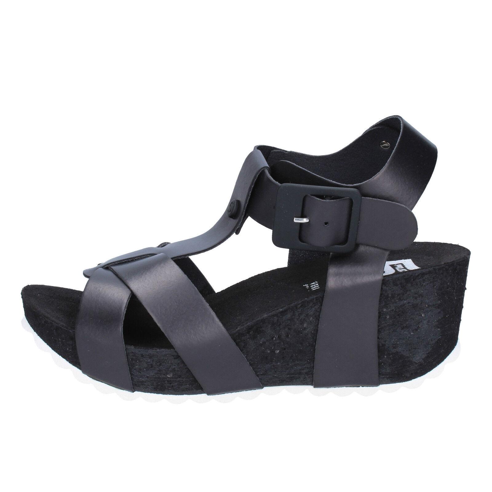 37 JECT PRO 5 schuhe Damen sandalen EU AC606 37 leder