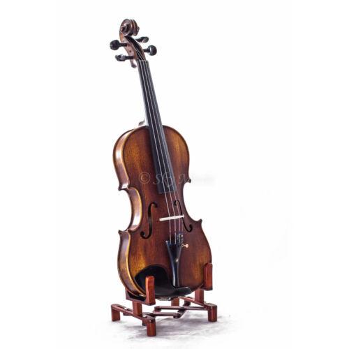 "1 Bow New High Quality 16/"" Size Viola Solid Wood Intermediate Level Viola"