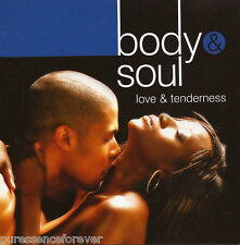 V/A - Body & Soul: Love & Tenderness (EU Time Life 30 Tk Double CD Album)