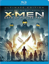 X-Men: Days of Future Past (Blu-ray Disc, 2014, Includes Digital Copy 3D)