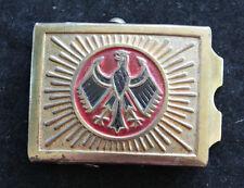 Koppelschloss Gürtelschließe Reichsbanner Schwarz Rot Gold SPD um 1920/30