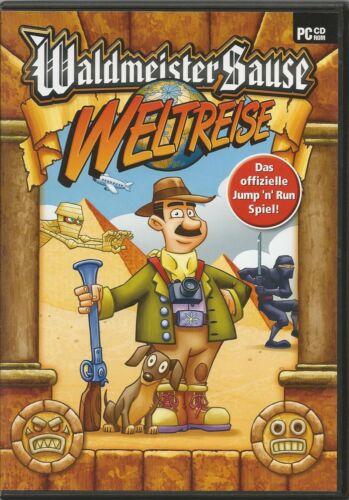 1 von 1 - Waldmeister Sause Weltreise (PC, DVD-Box) - komplett - neuwertig