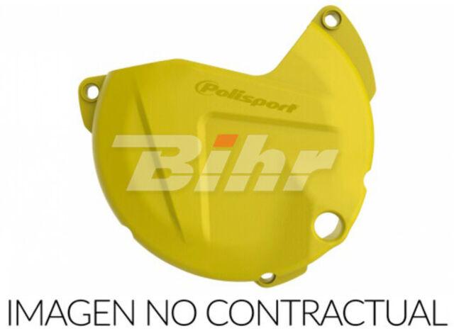 Protector tapa de embrague Polisport Husqvarna amarillo 8460500004