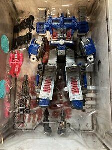 Transformers G1 Ultra Magnus Figure Lot