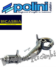 6687 - MARMITTA POLINI EVOLUTION VESPA 125 150 PX SPRINT GT GTR TS LML STAR DELU