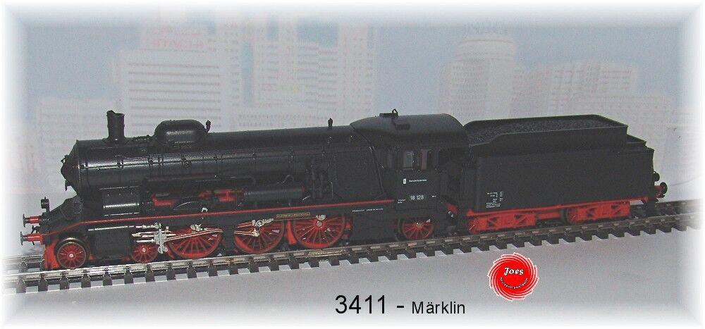 Märklin 3411   Dampflok BR 18.1 der DRG  Neu in OVP