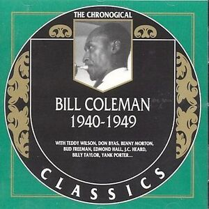 1940-1949-by-Bill-Coleman-Trumpet-CD-Oct-2002-Classics