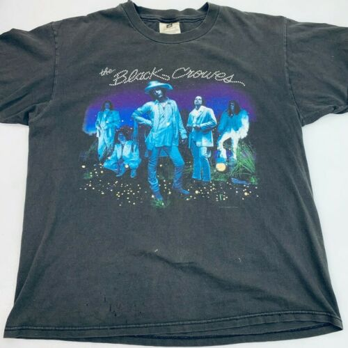 The Black Crowes 1999 Souled Out Tour vintage ban… - image 1
