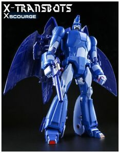 Transformers G1 Scourge reissue brand new Gift toys=