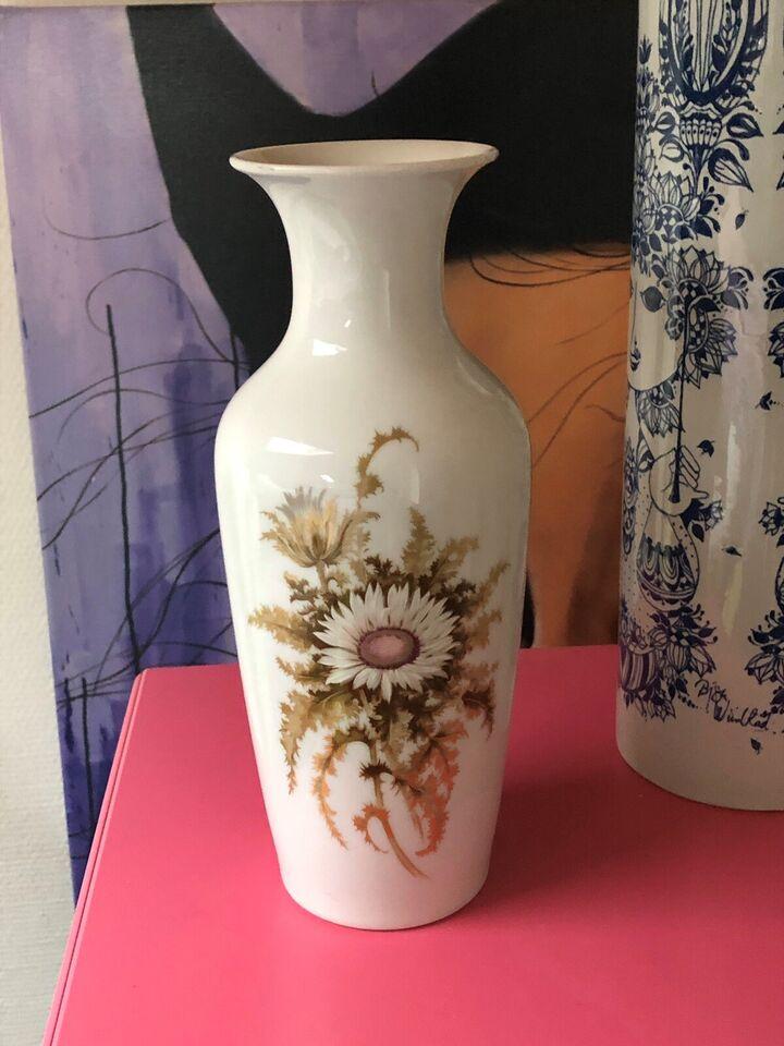 Porcelæn, Vase, A. Kaiser