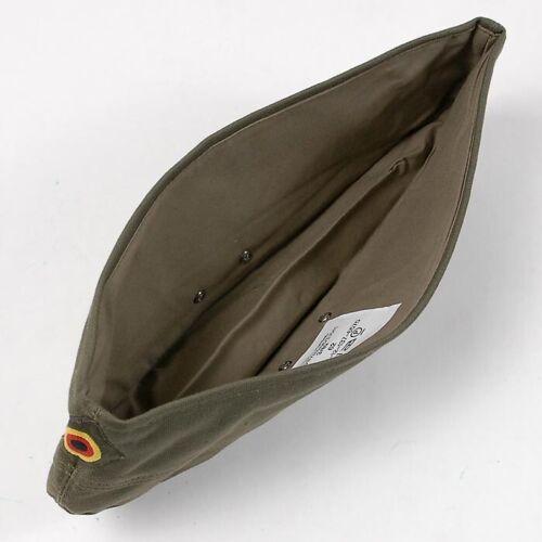 New German army moleskin side cap military hat olive khaki forage garrison large