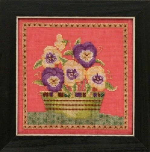 Butterfly Button /& Beads Mill Hill Kit by Debbie Mumm     SALE