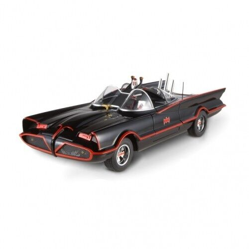 1:18 HOT WHEELS AUTO DIE CAST CAST CAST BATMOBILE BATMAN 1966 TV SERIES  W1171 ef8af7