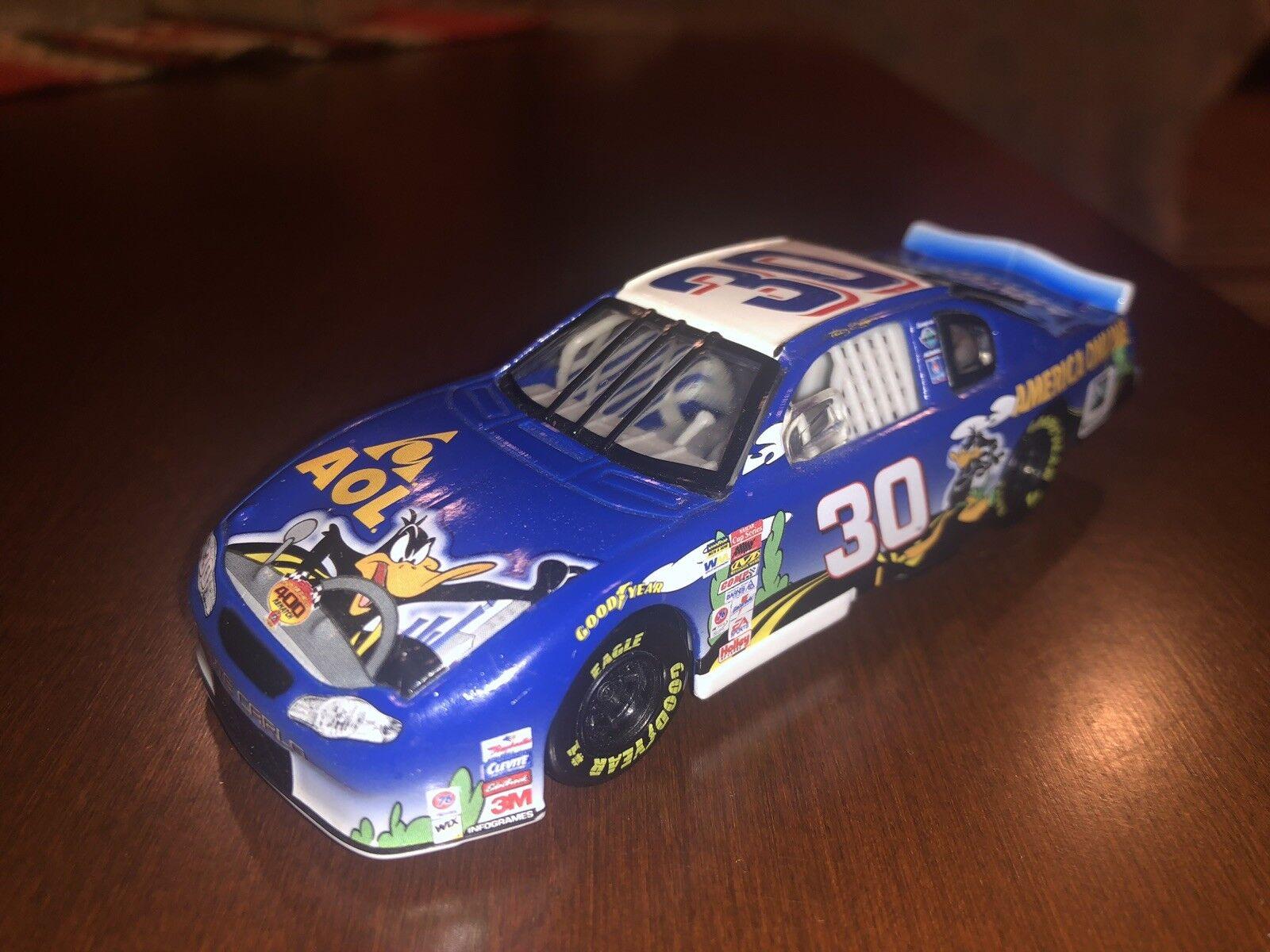 NASCAR Winner's Circle Jeff Green  43 Diecast Car 2002 America Online