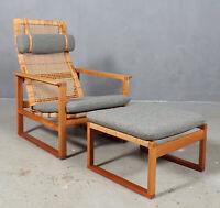 Børge Mogensen, Slædestol model 2256, Lænestol