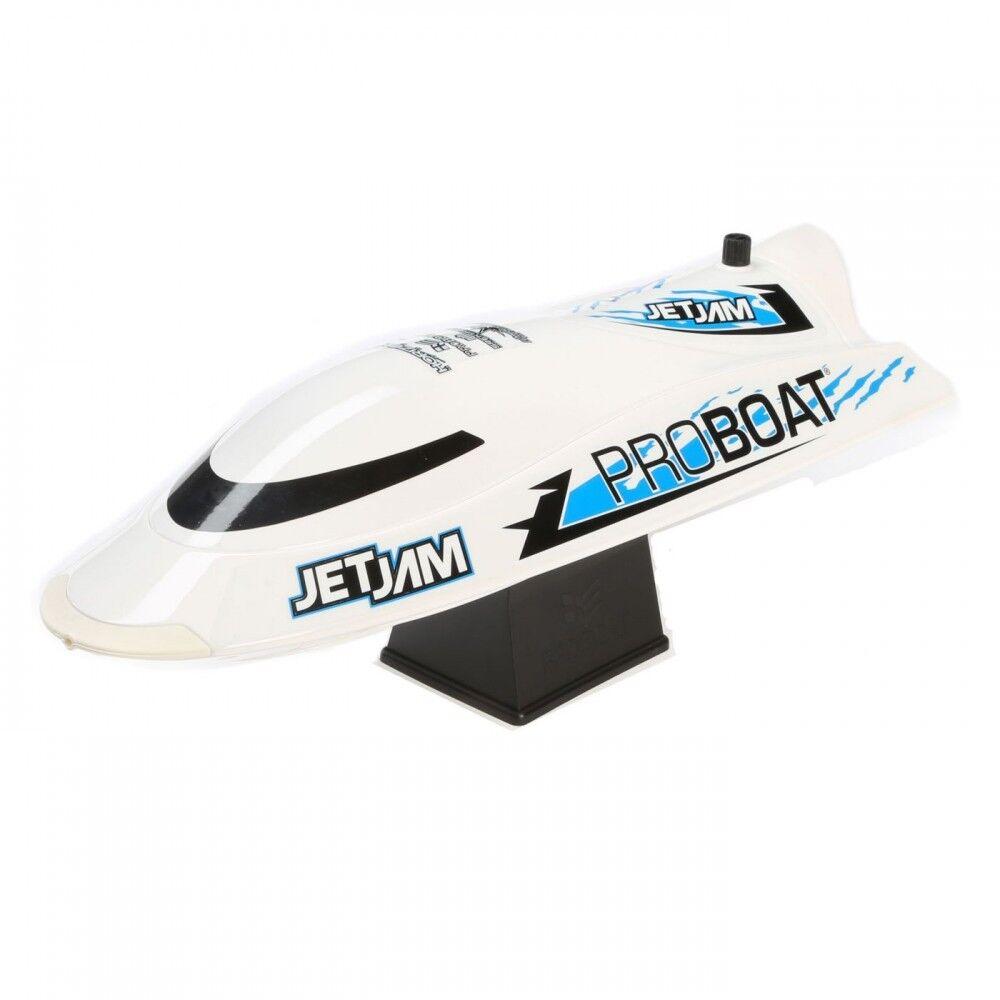 Pro Boat Jet Jam 12-inch Pool Racer RTR blancoo PRBB01