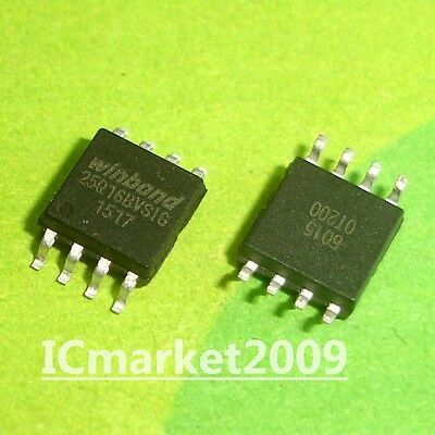 10 PCS W25Q16BVSSIG SOP-8 25Q16BVSIG W25Q16 16M-BIT SERIAL FLASH MEMORY